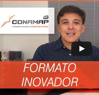 Começou o CONAMAP: online e gratuito!