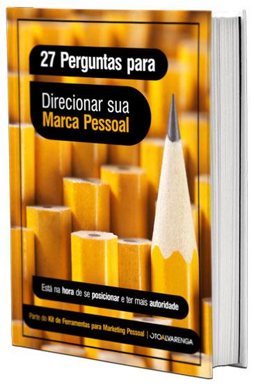 eBook Grátis Marketing Pessoal