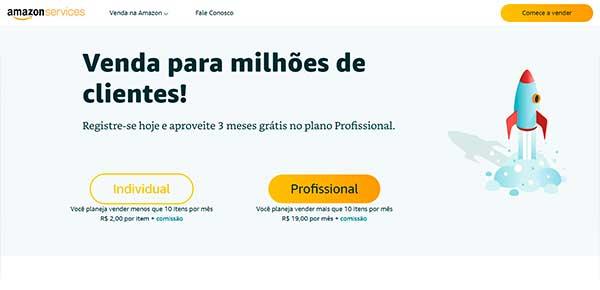 ideias para empreender na internet: Amazon Marketplace, um dos maiores do mundo!
