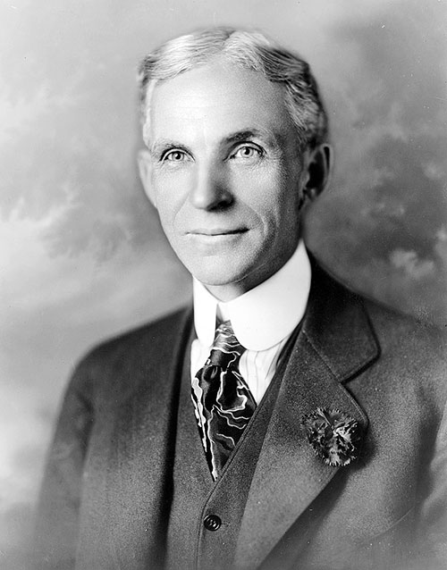 Henry Ford - Fundador da Ford Motor company